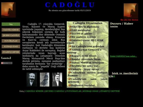 cadoglu.com