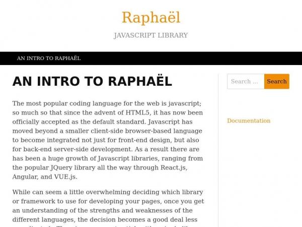 raphaeljs.com
